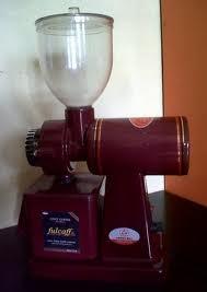 grinde coffee