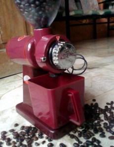 mesin kopi giling